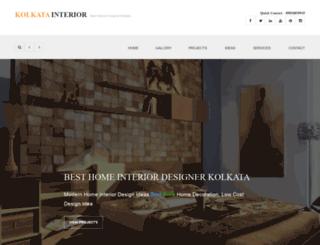 bestinteriordesigners.co.in screenshot
