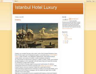 bestistanbulhotel.blogspot.in screenshot