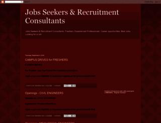 bestjobsplanet.blogspot.com screenshot