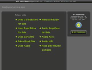 bestjuicer-review.com screenshot