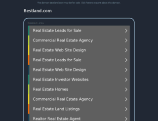 bestland.com screenshot