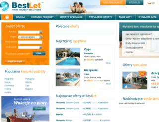 bestlet.net screenshot