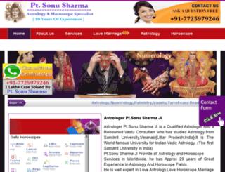 bestlovehoroscope.com screenshot