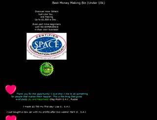 bestmoneymakingbiz.com screenshot