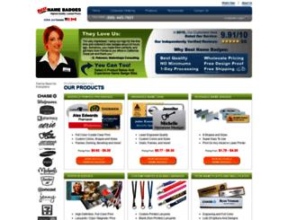 bestnamebadges.com screenshot