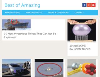 bestofamazing.com screenshot