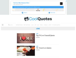 bestoflovequotes.com screenshot