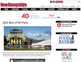 bestofnh.com screenshot