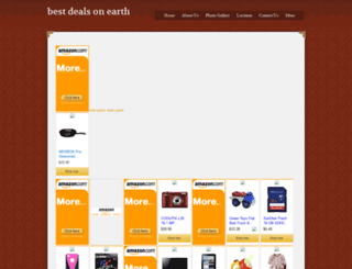bestonearth.webs.com screenshot