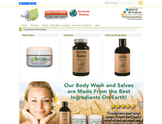 bestonearthproducts.com screenshot