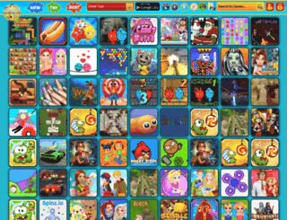 bestonlinekidsgames.com screenshot
