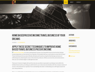 bestpassiveincomes.weebly.com screenshot