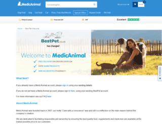 bestpet.co.uk screenshot