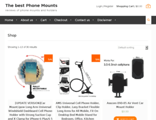bestphonemount.com screenshot