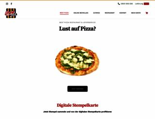 bestpizza.ch screenshot