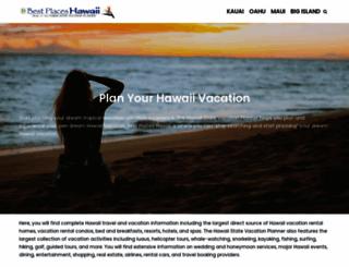 bestplaceshawaii.com screenshot