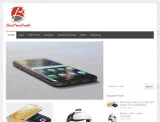 bestpricedeals.net screenshot