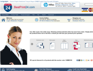 bestprint24.com screenshot