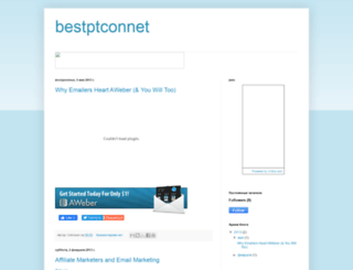 bestptconnet.blogspot.com screenshot