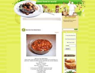 bestrecipescooking.blogspot.com screenshot