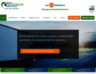 bestroadsideservice.com screenshot