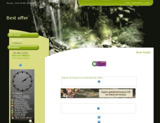 bestscript.ucoz.com screenshot