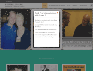 bestsellerguru.com screenshot