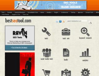 bestseotool.com screenshot