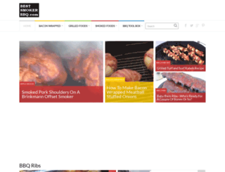 bestsmokerbbq.com screenshot