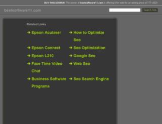 bestsoftware11.com screenshot