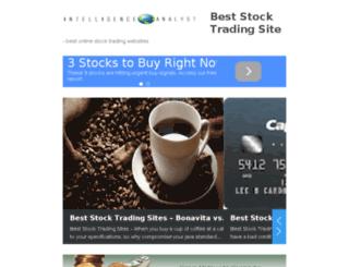 beststocktradingsite.net screenshot