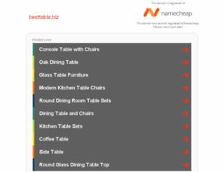 besttable.biz screenshot