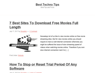 besttechnotips.com screenshot
