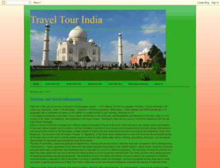 besttourindia.blogspot.com screenshot