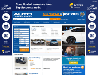 bestvalue.autotrader.co.nz screenshot