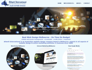 bestwebdesignmelbourne.com.au screenshot