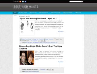 bestwebhostsanddomains.blogspot.com screenshot