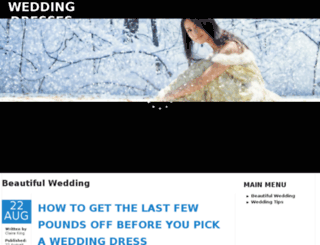 bestweddingdresses.net screenshot