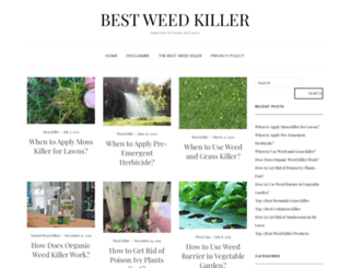 bestweedkiller.org screenshot
