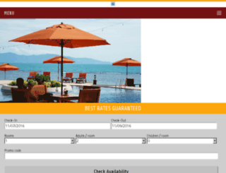 bestwesternphanganburi.com screenshot