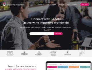 bestwineimporters.com screenshot