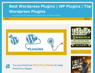 bestwordpressplugins.org screenshot