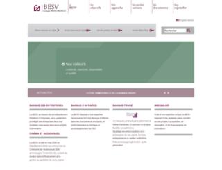 besv.fr screenshot