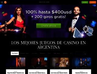 bet.com.mx screenshot