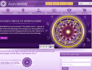beta.astrowow.com screenshot
