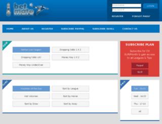 beta.bet-mate.co screenshot