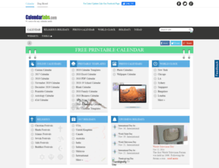 beta.calendarlabs.com screenshot