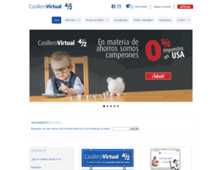 beta.casillerovirtual4-72.com.co screenshot