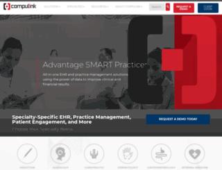 beta.compulinkadvantage.com screenshot