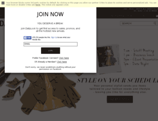 beta.dailylook.com screenshot
